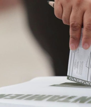 Proceso electoral 2021
