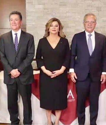 """""""La puerta está abierta"""". Claudia de Buen asumió la presidencia de la BMA"""