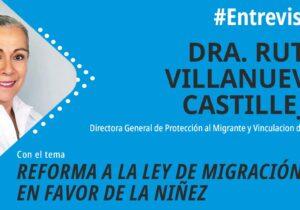 Reforma a la Ley de Migración en favor de la niñez