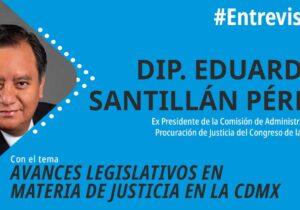Avances Legislativos en Materia de Justicia en la CDMX
