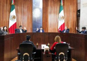 Ratifica el TRIFE la decisión del INE de revocar a los candidatos a Gobernador de Morena