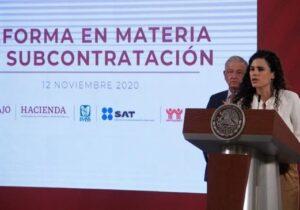 Confederación Mundial del Empleo propone a México considerar la regulación de la subcontratación a través de agencias autorizadas