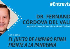 El Juicio de Amparo Penal frente a la Pandemia