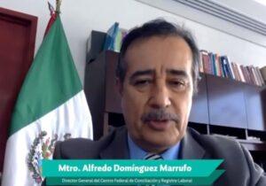 Empleadores deben contribuir para informar a sus colaboradores sobre el nuevo modelo laboral: Alfredo Domínguez