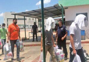 Cambian medida cautelar a normalistas de Chiapas